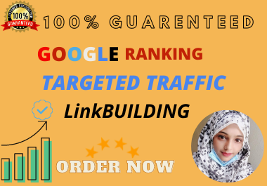 I will do professional link building SEO for your website