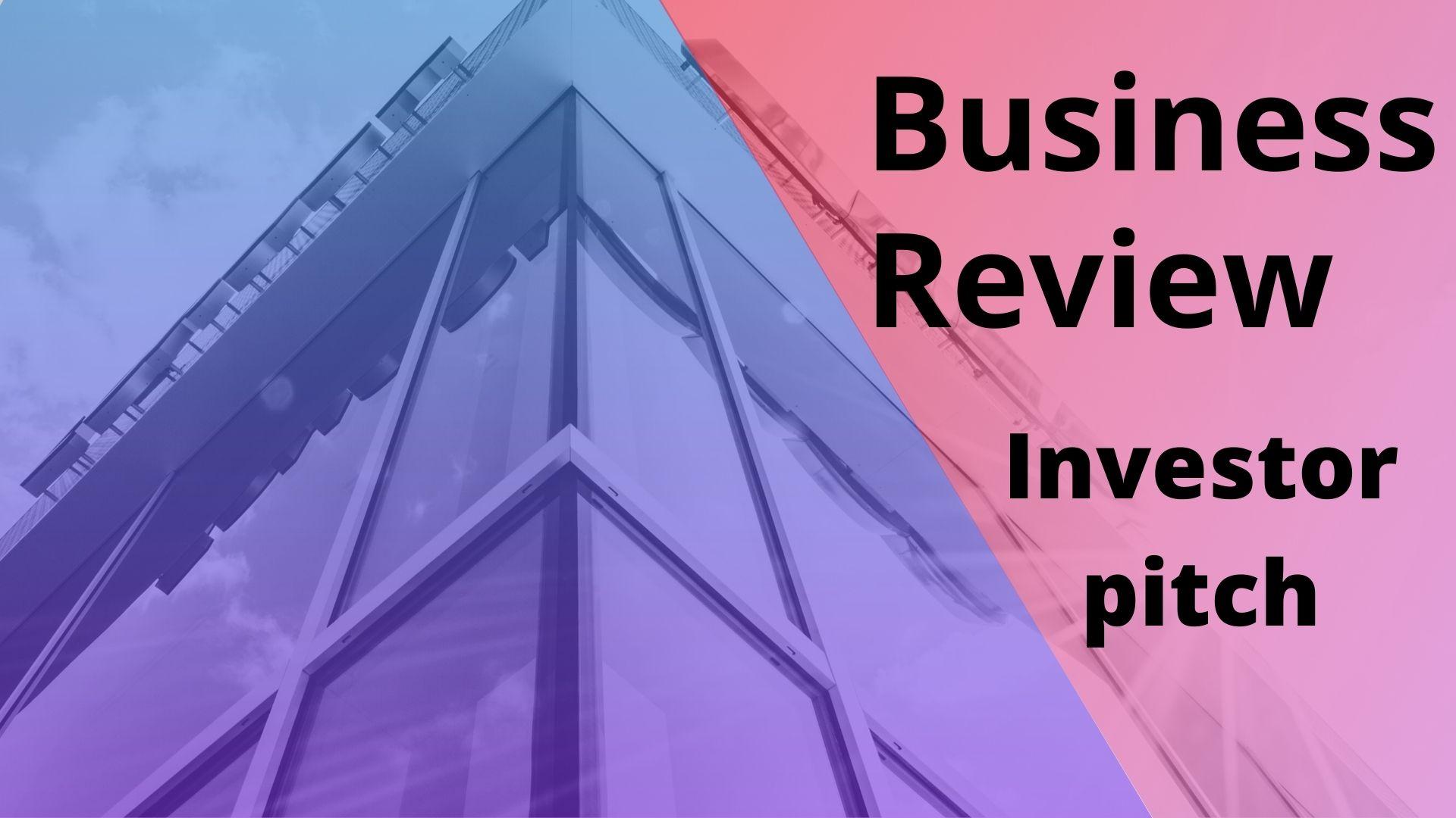 I will make professional business presentation slides