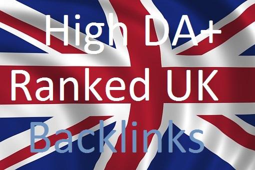 Create manual 20 UK Top level domains backlinks