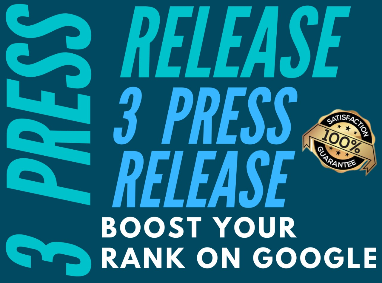 Get Press Release on High Authority Sites