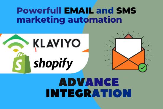 setup advanced email marketing flows in klaviyo