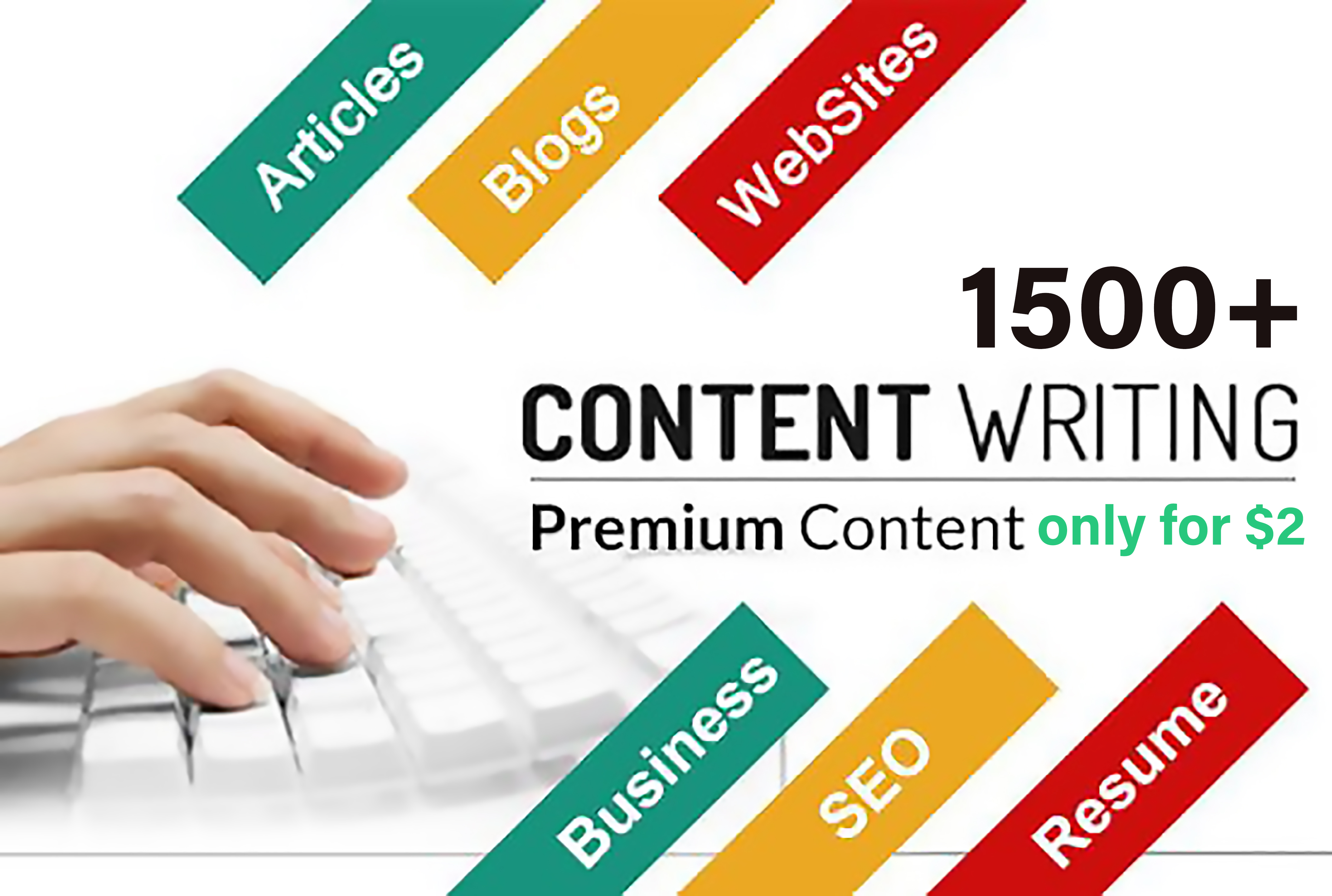 I will write 1500+ SEO friendly web site content & blog post on any topic