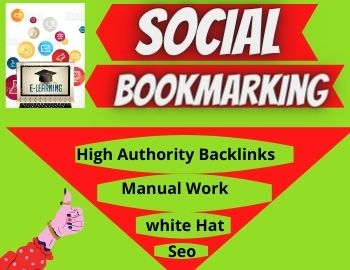 I will create 30 Social Bookmarking Backlinks for Boost Your SEO Ranking