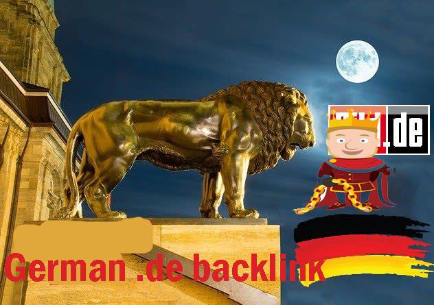 I will do high authority german dofollow seo backlinks high Da newspaper