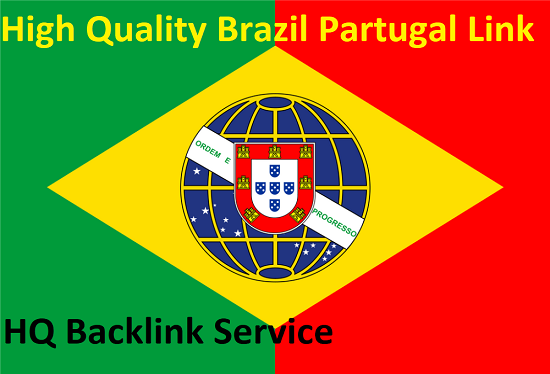 I wll do high authority brazil, portugal seo backlink seo link building