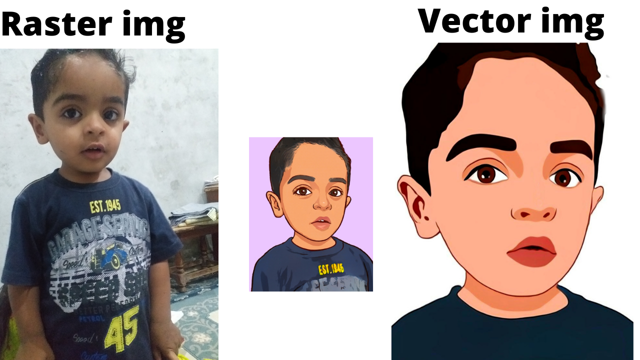 I will convert any image,  logo,  picture,  graphic to vector