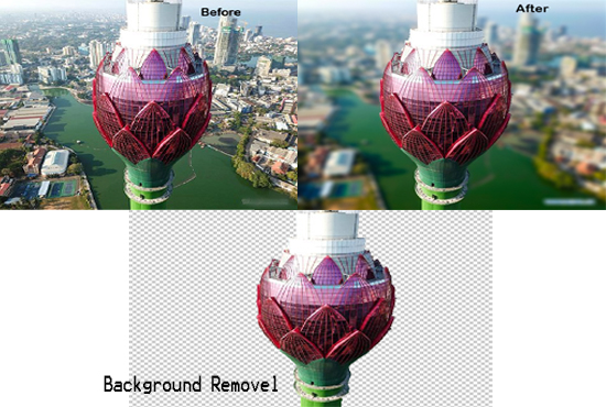 I will do profesional Photoshop editing,Background And Retouching within 12 hours