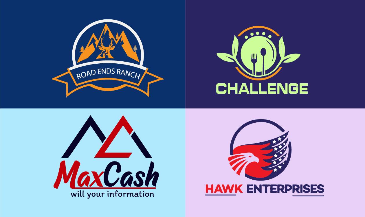 I will design perfect professional business logo design