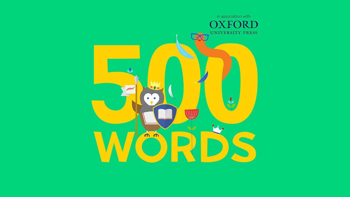 I will write 500 words professionally