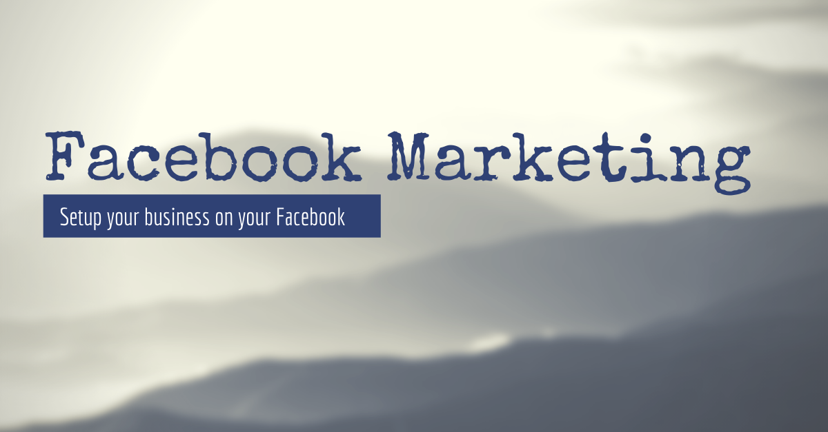 I will create and manage a professional facebook page