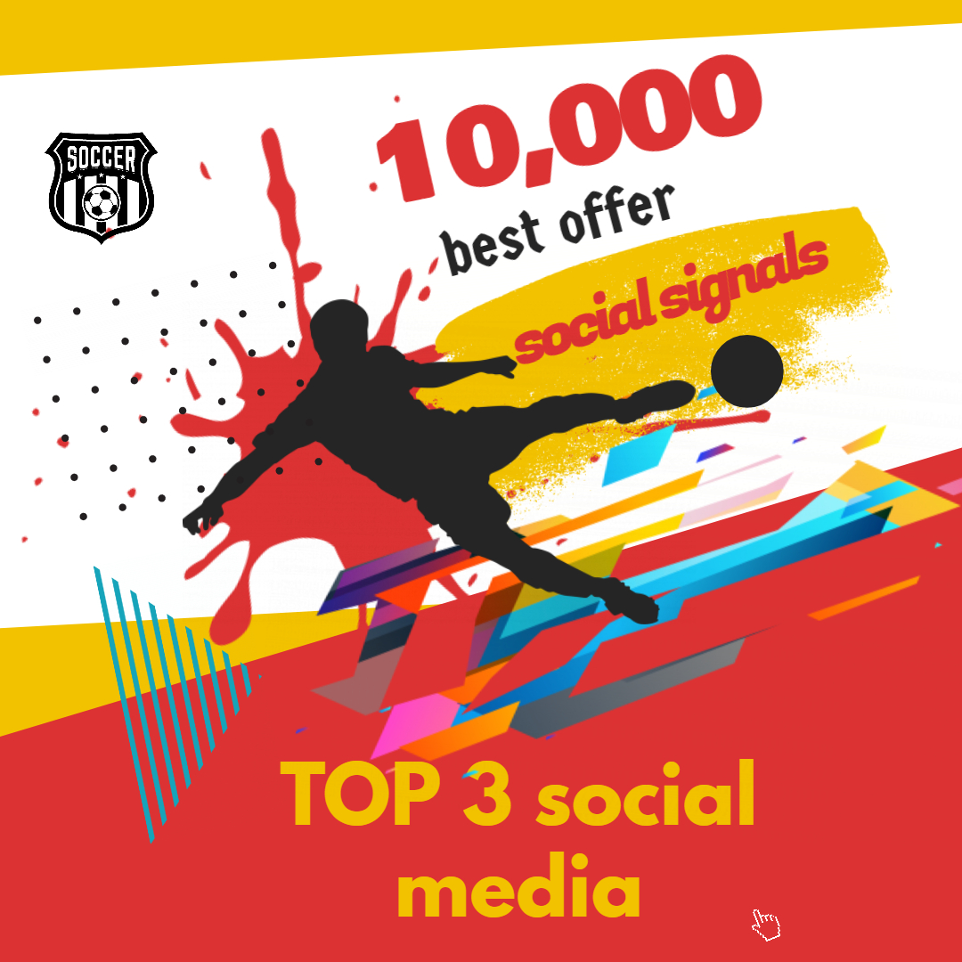 Bookmarking 10,000 TOP 3 social media Social Signals From Social Networking