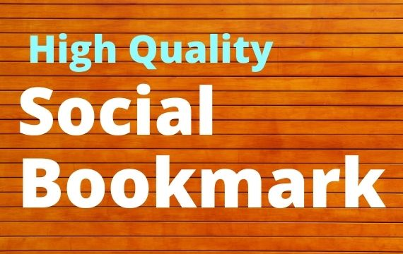 I will do 200 high quality social bookmarks for google top ranking