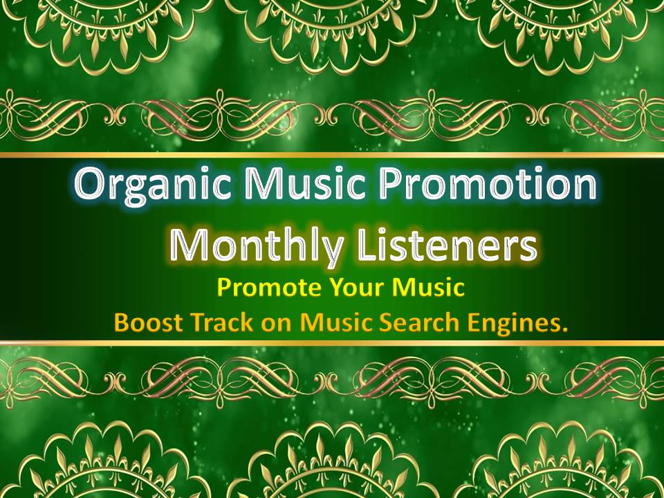 Get Increase Music High Quality USA Monthly Listeners For Your Music Promotion