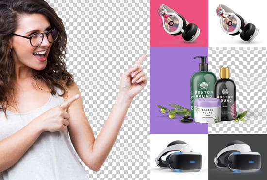 I will do 100 images background removal within 24 hours