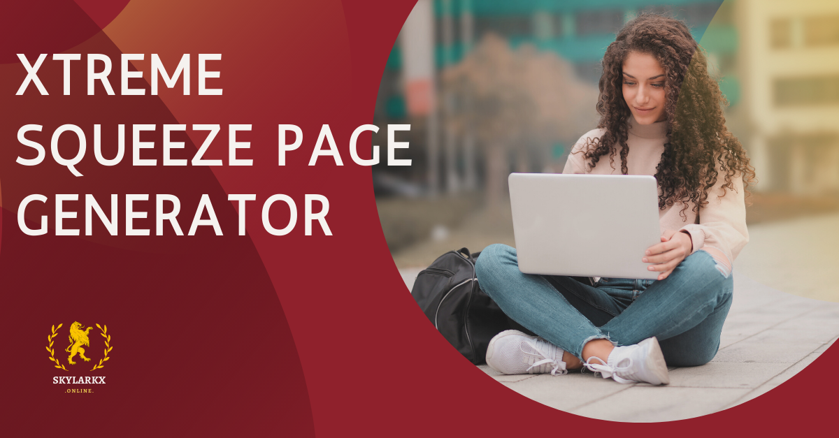 Xtreme squeeze page generator-easily insert meta tags for SEO purpose