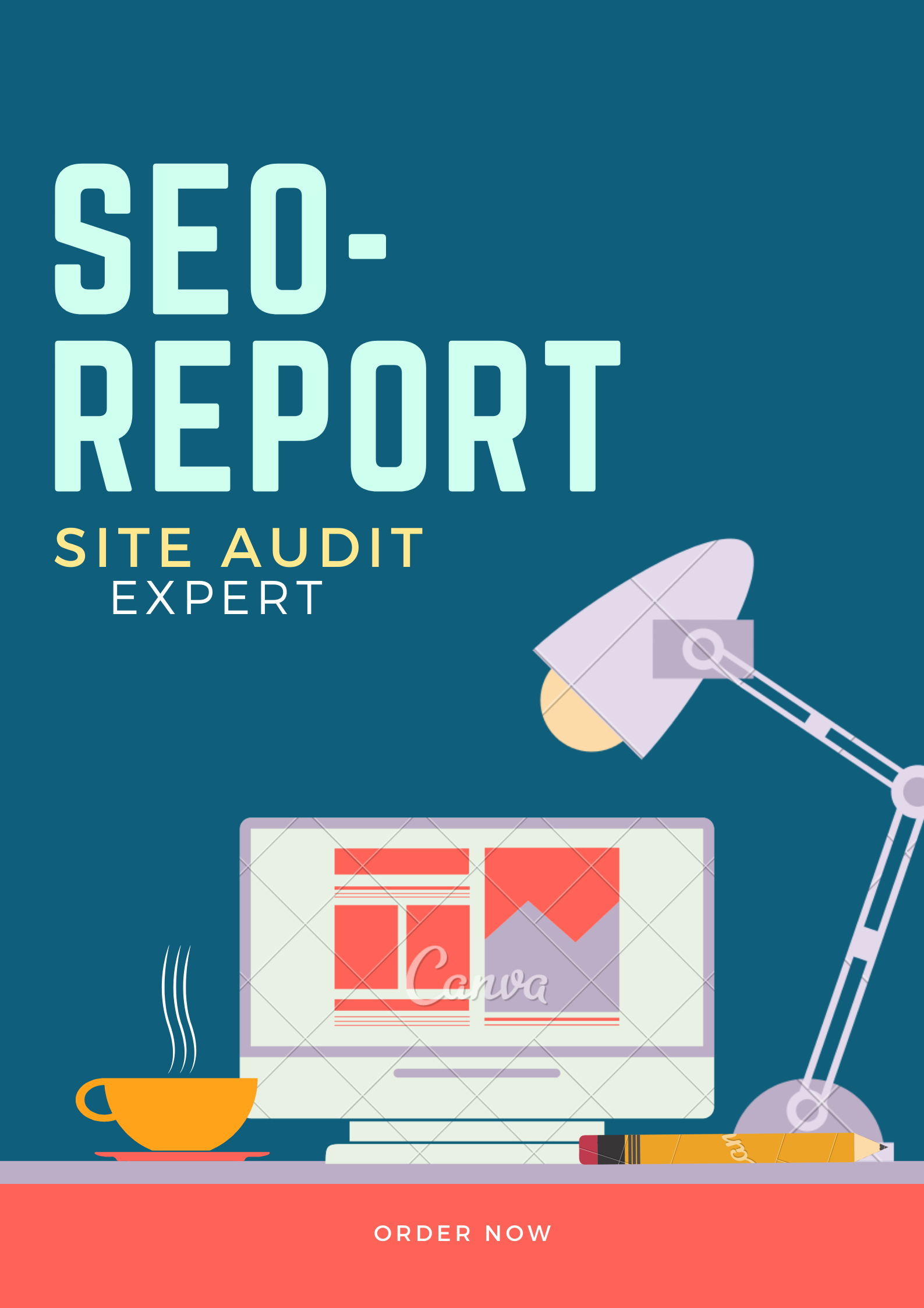 I will provide manual SEO audit report,  competitor website audit and analyse
