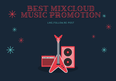 Best Music Promotion Service For Your Mix