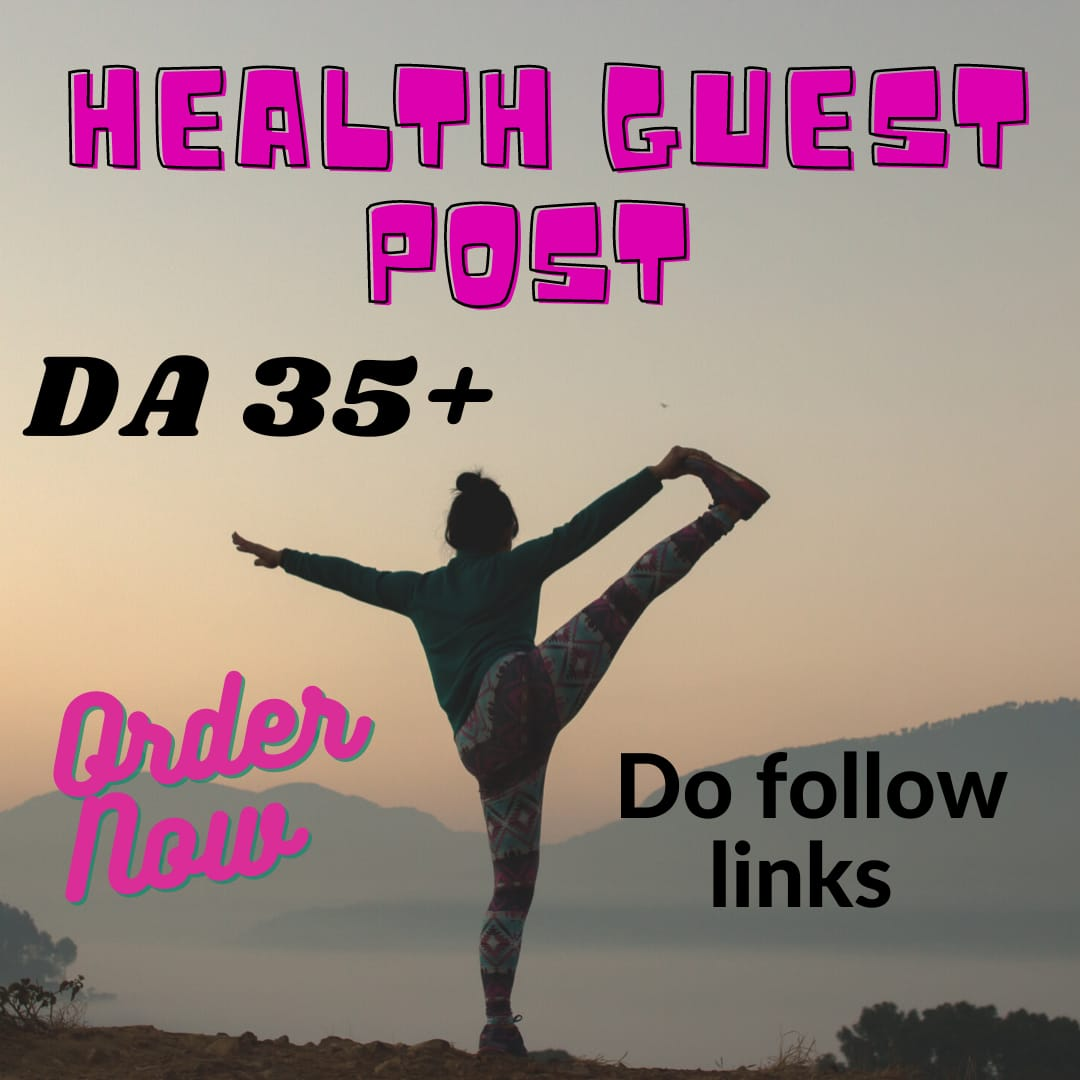 I will write and publish high da guest post with dofollow backlink