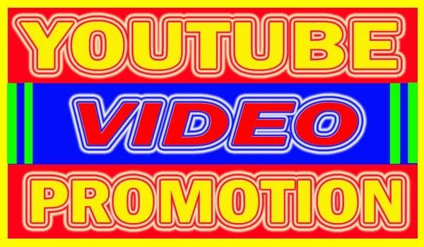 Good YouTube Video Promotion Social Media marketing