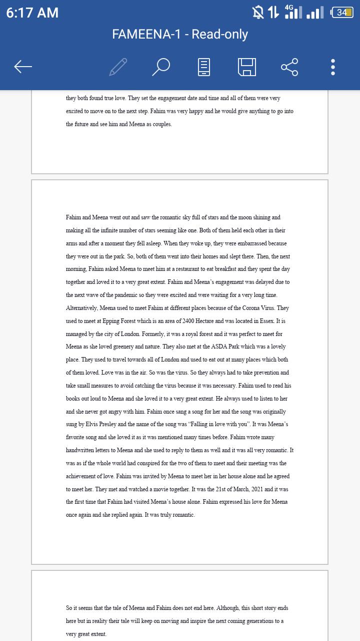 I will write a 10000 words romantic novel