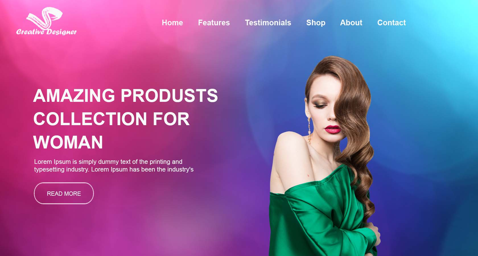 I will design or Redesign duda and shopify website