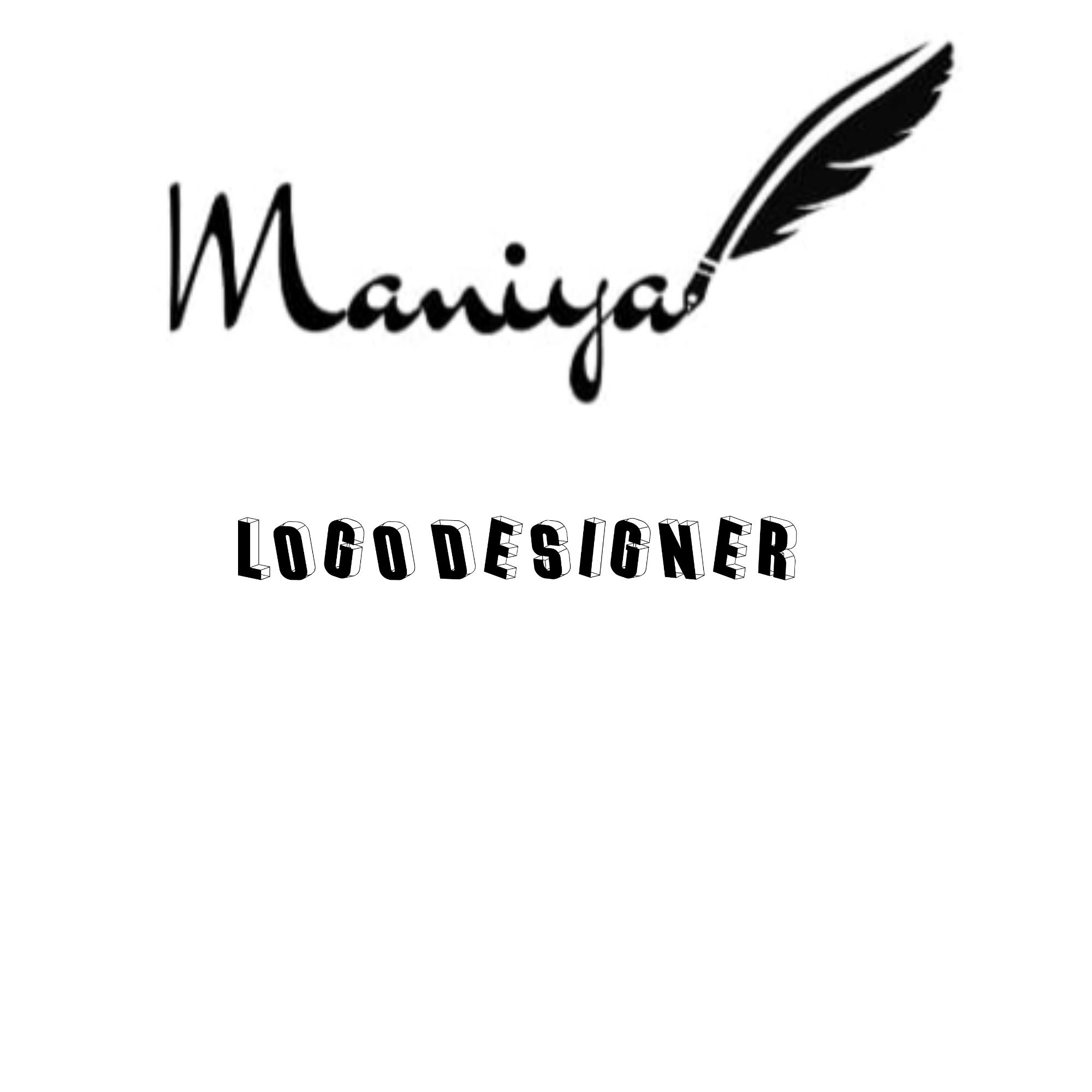 I am logo designer and logo creator skills Designer