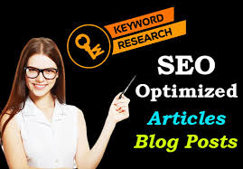 I will Write 1000words article seo optimized