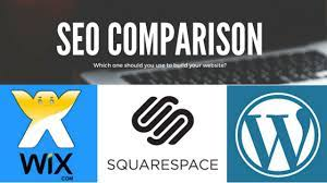 We will provide Website optimization services SEO to squarespace,  wordpress or wix webpage