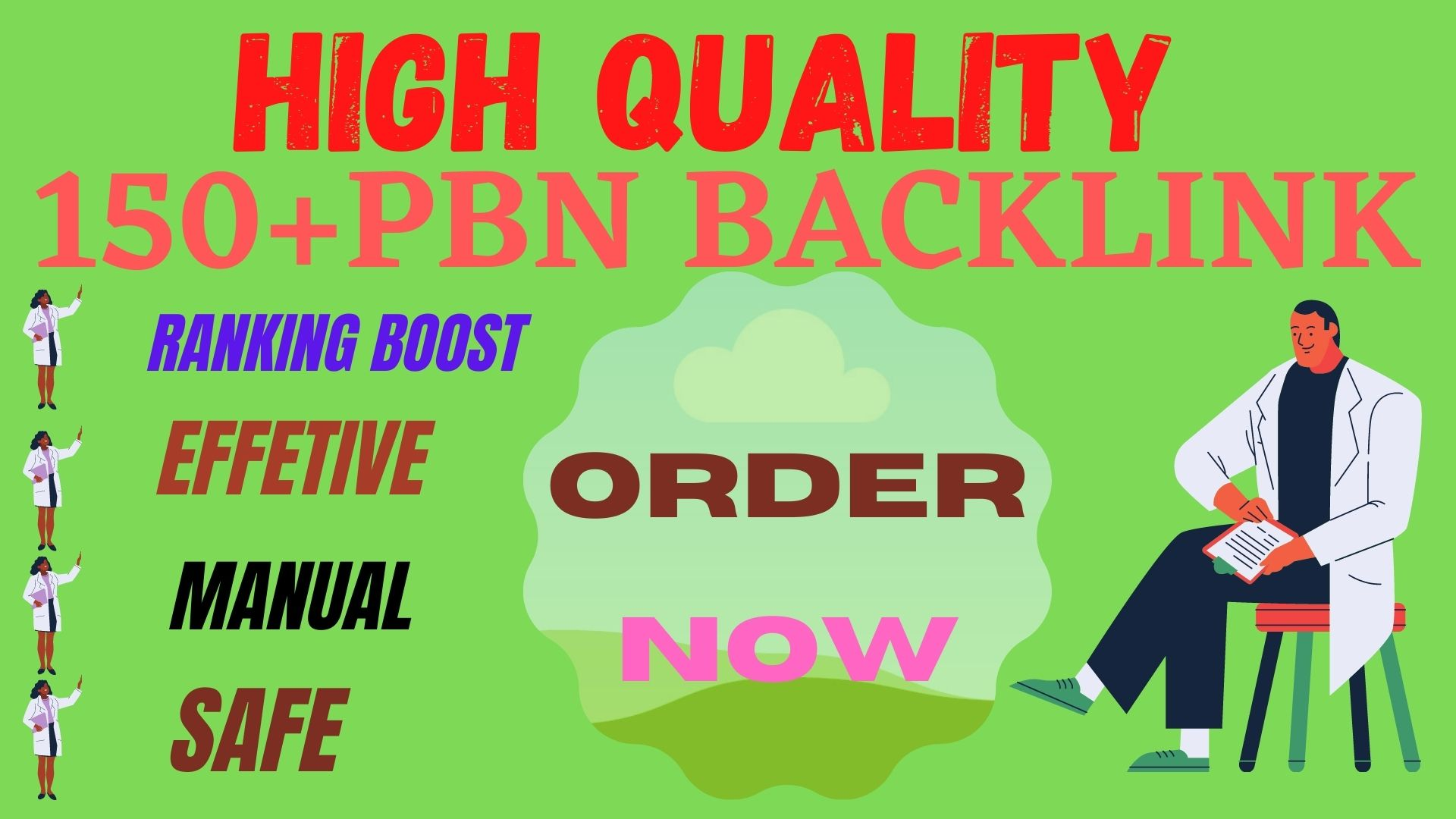 Get powerfull 150 + pbn backlink with high DA/PA/TF/CF on your homepage with unique website Perfect