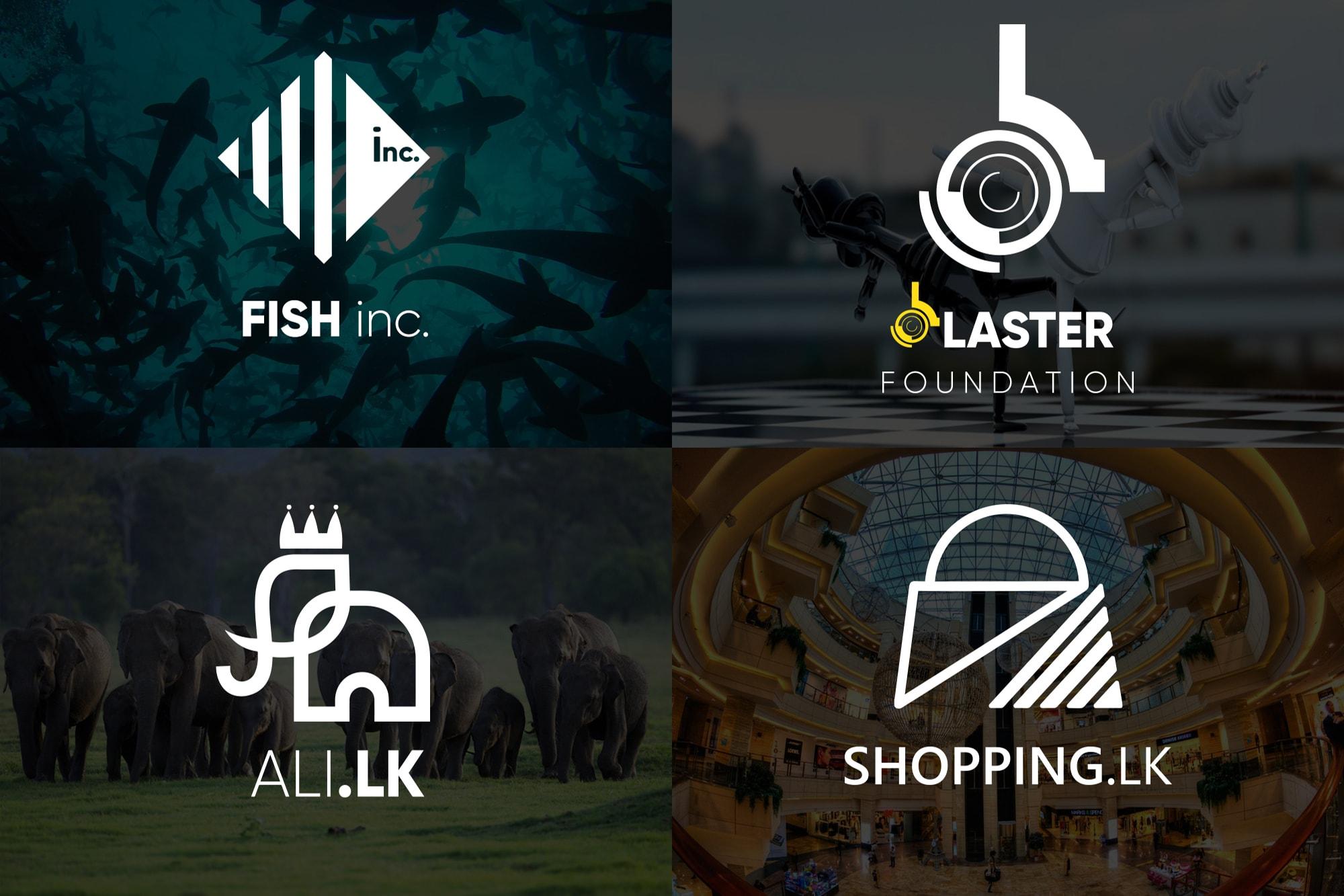 I will do modern unique minimalist logo design