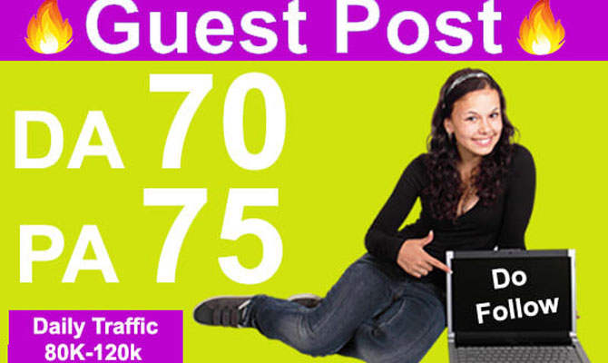 Publish a guest post on TG Daily - TGDaily. com Live backlink in 48 Hours