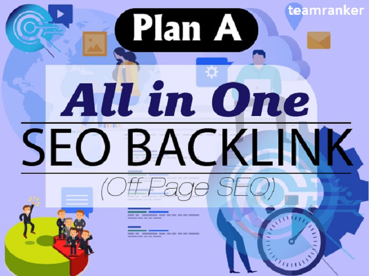 Increase 100 white hat SEO backlinks to get google top ranking