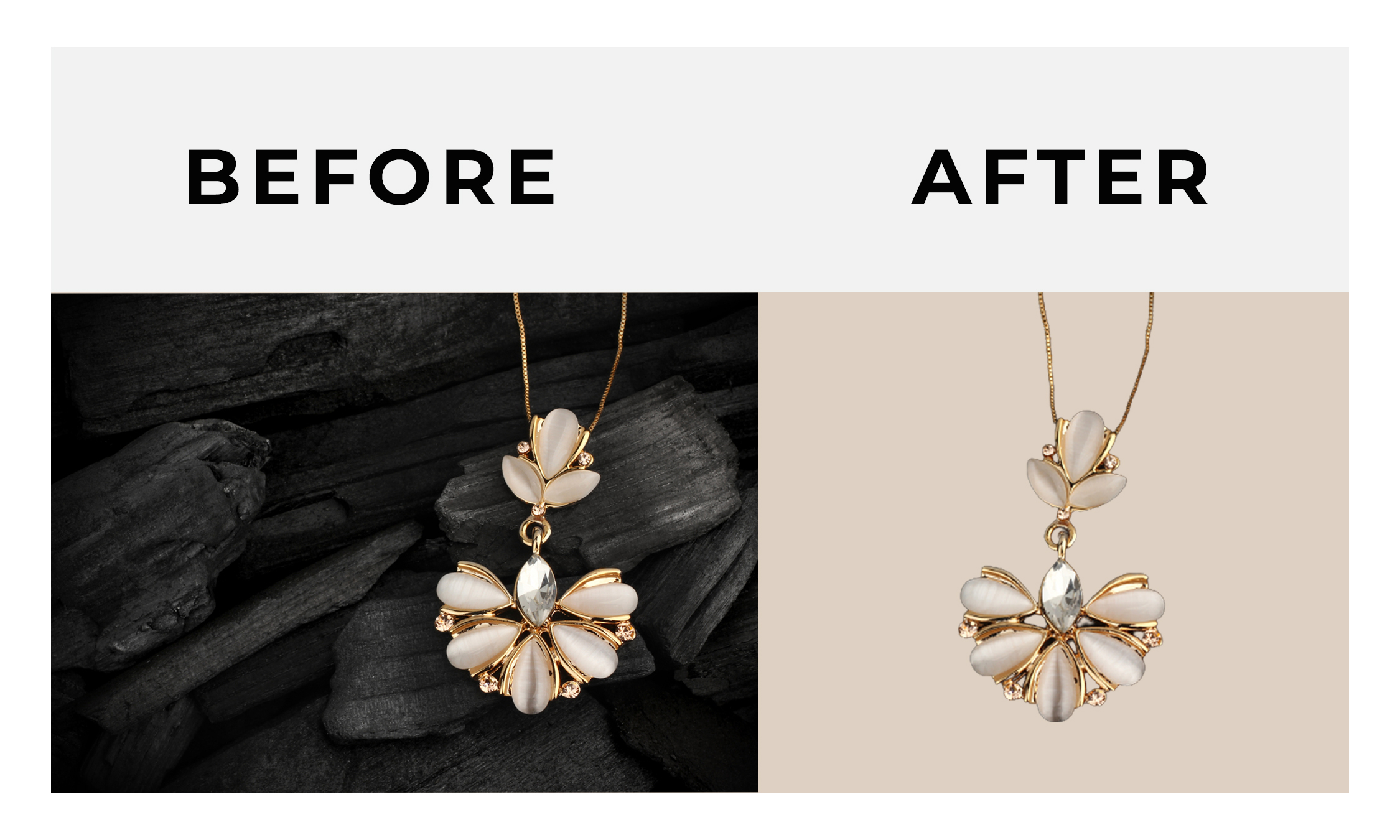 I will provide 5 photos background remove color correction and photo editing