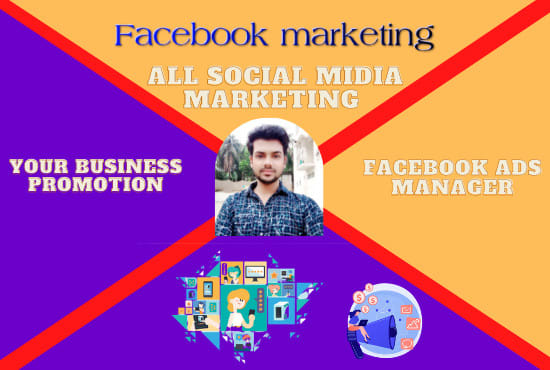 I will do your business promotion and link-building or promote your ads