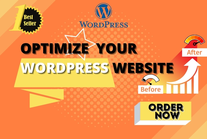 I will Increase your WordPress Website Speed on GT matrix and on Google Page Speed Insight