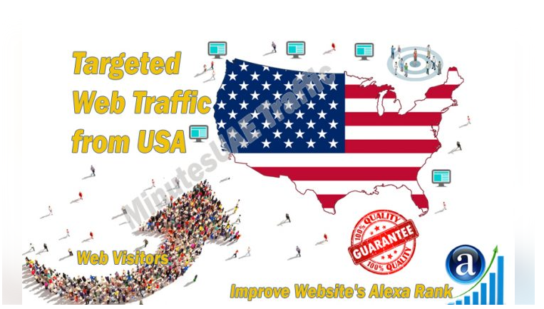I will send UNLIMITED HUMAN TRAFFIC of 120,000+ targeted real visitors
