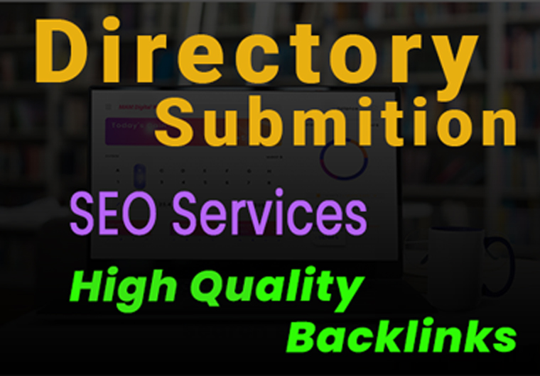 I will create top directory submission SEO backlinks