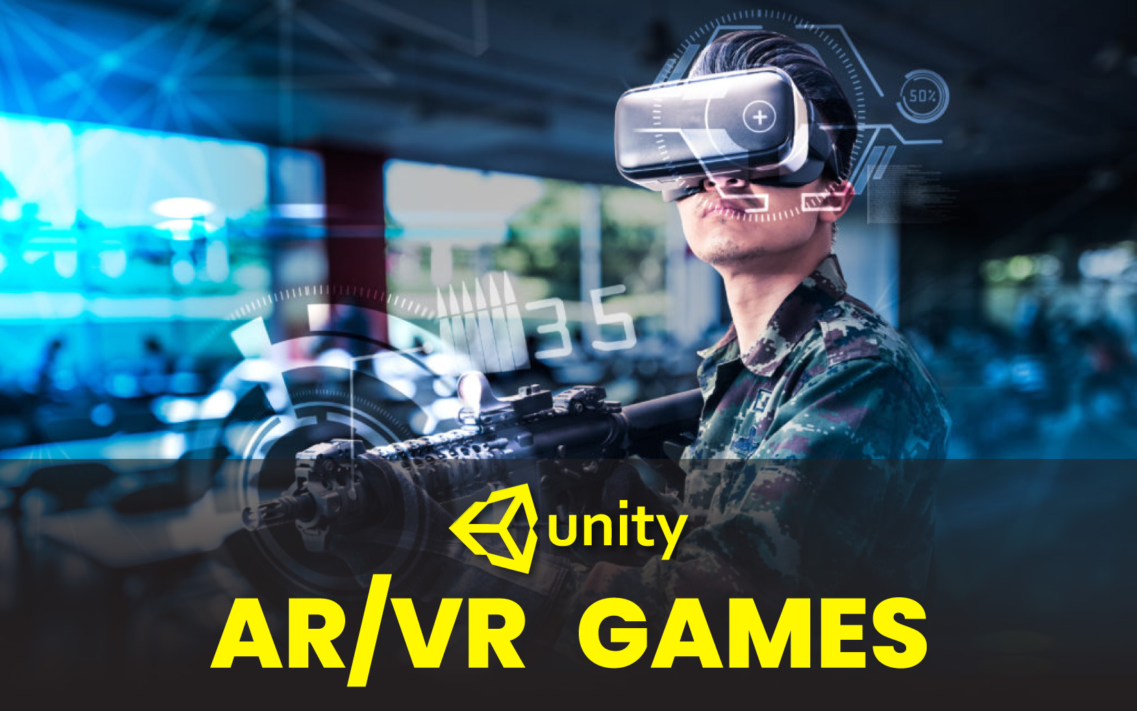 Develop multiplayer, ar, VR unity game for ios, pc, and android