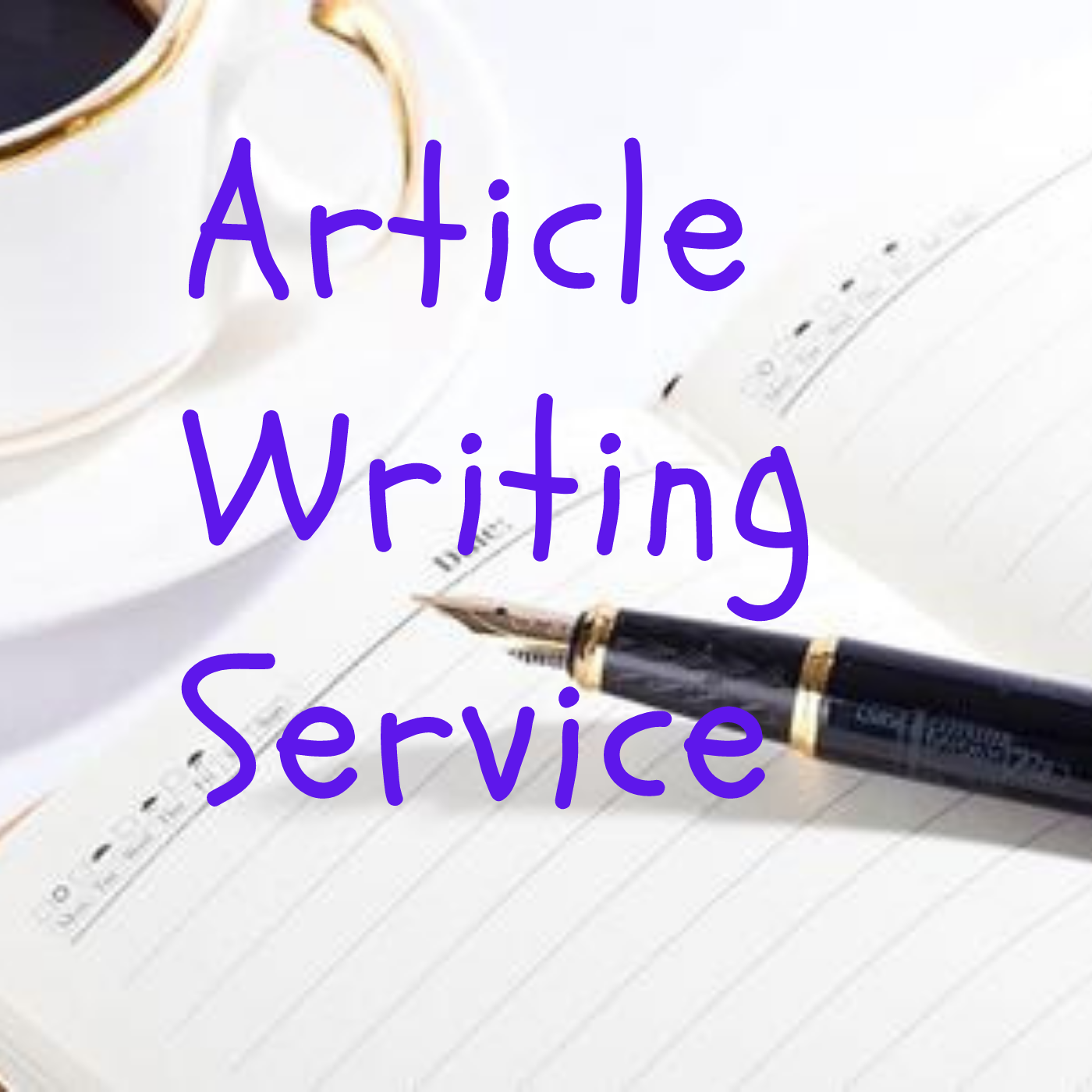 Article writing services,  various article types,  take your pick.