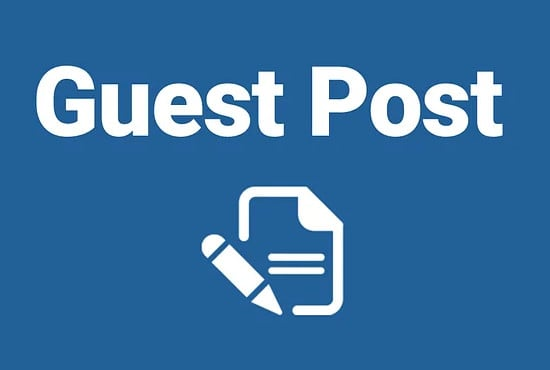Guest post with dofollow backlink in thematic blogs