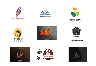 i will do realestate and custom logo within 4 hour