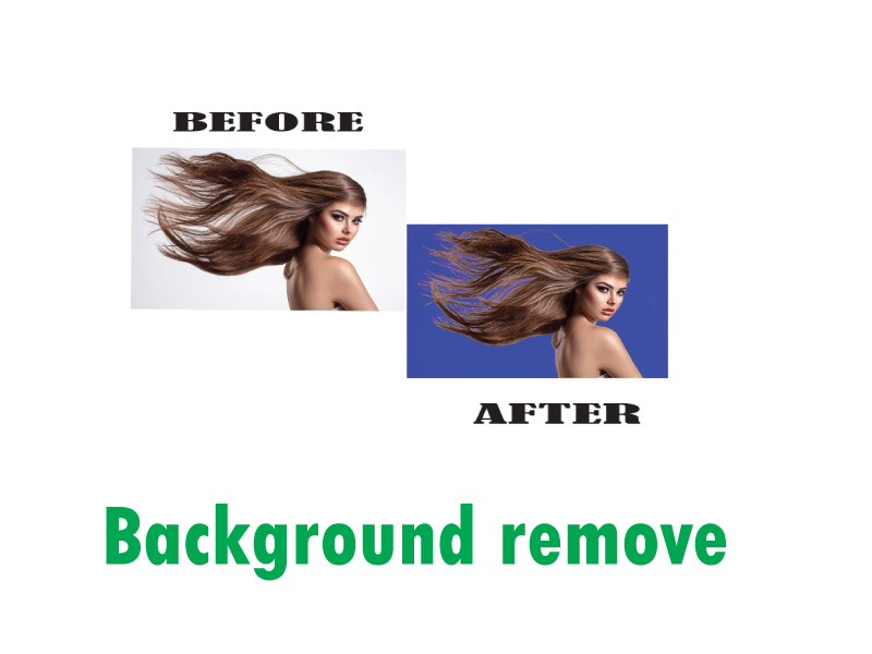 I will do 100 photo background remove within 2 hour