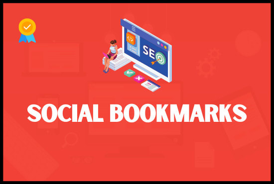 I will create 270 social bookmarks for SEO