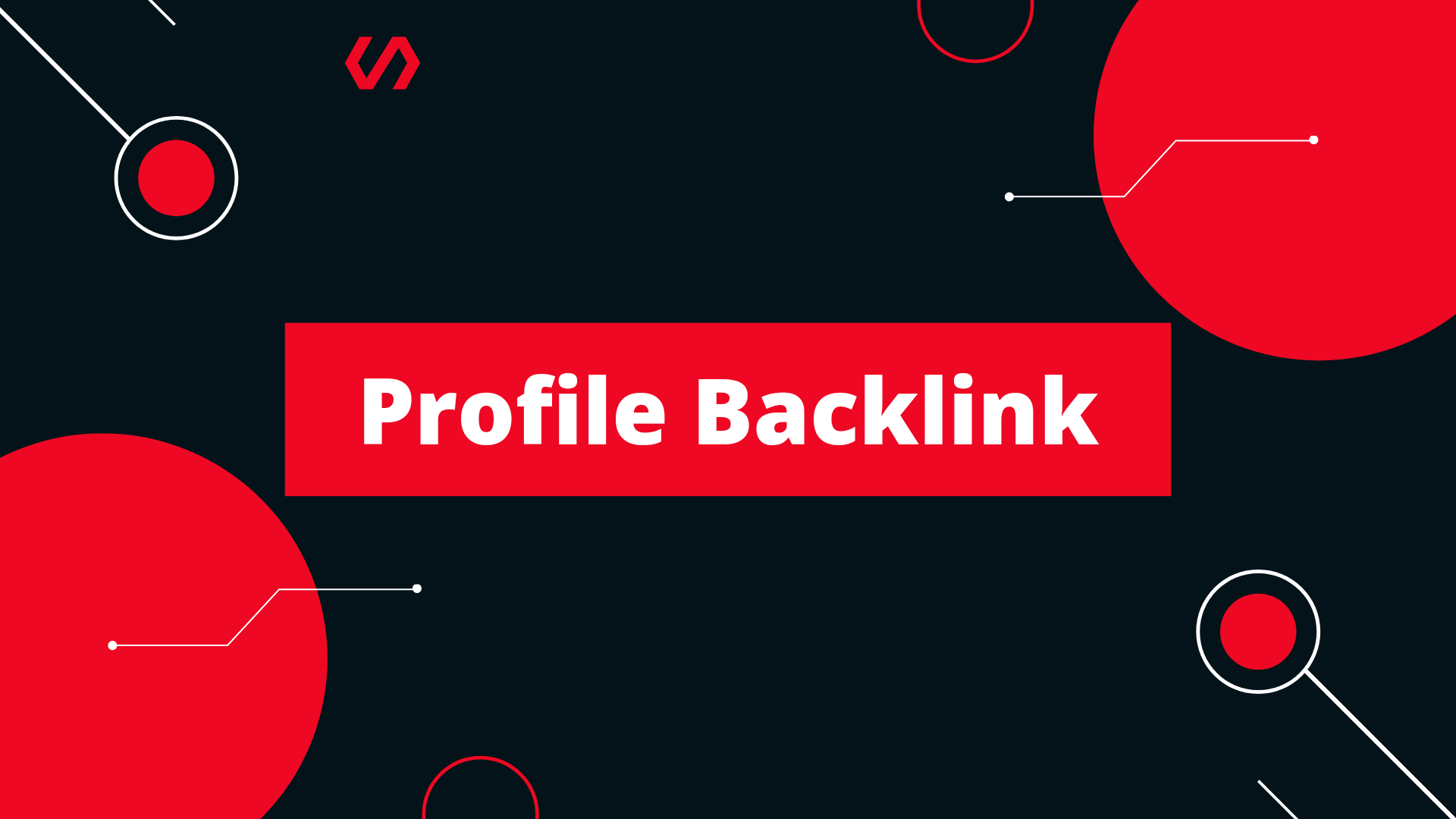 I will create 25 high da profiles backlinks