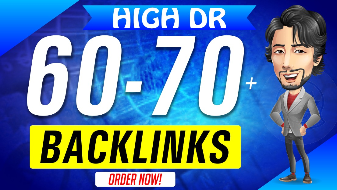 i will create 5 pbn backlinks for your website