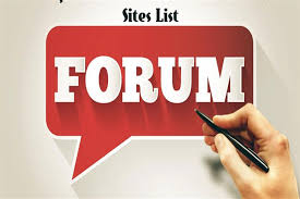 I will build dofollow forum posting on high quality domains