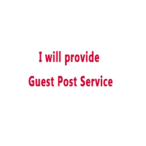 I will provide guest posting service