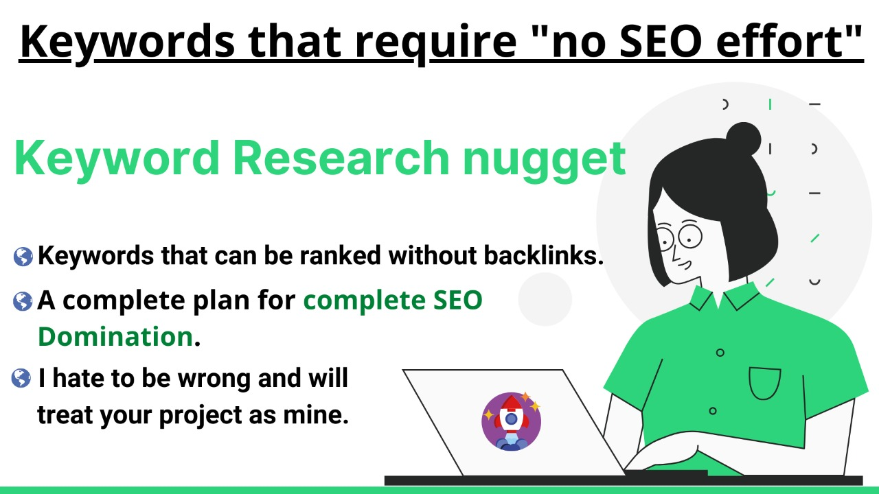 I will do deep keyword research and create a smart SEO plan for your website