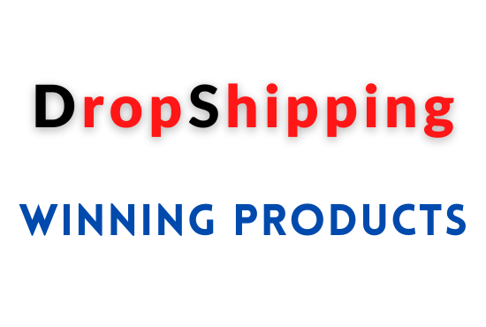 I will Find Winning Products for your DropShipping Business