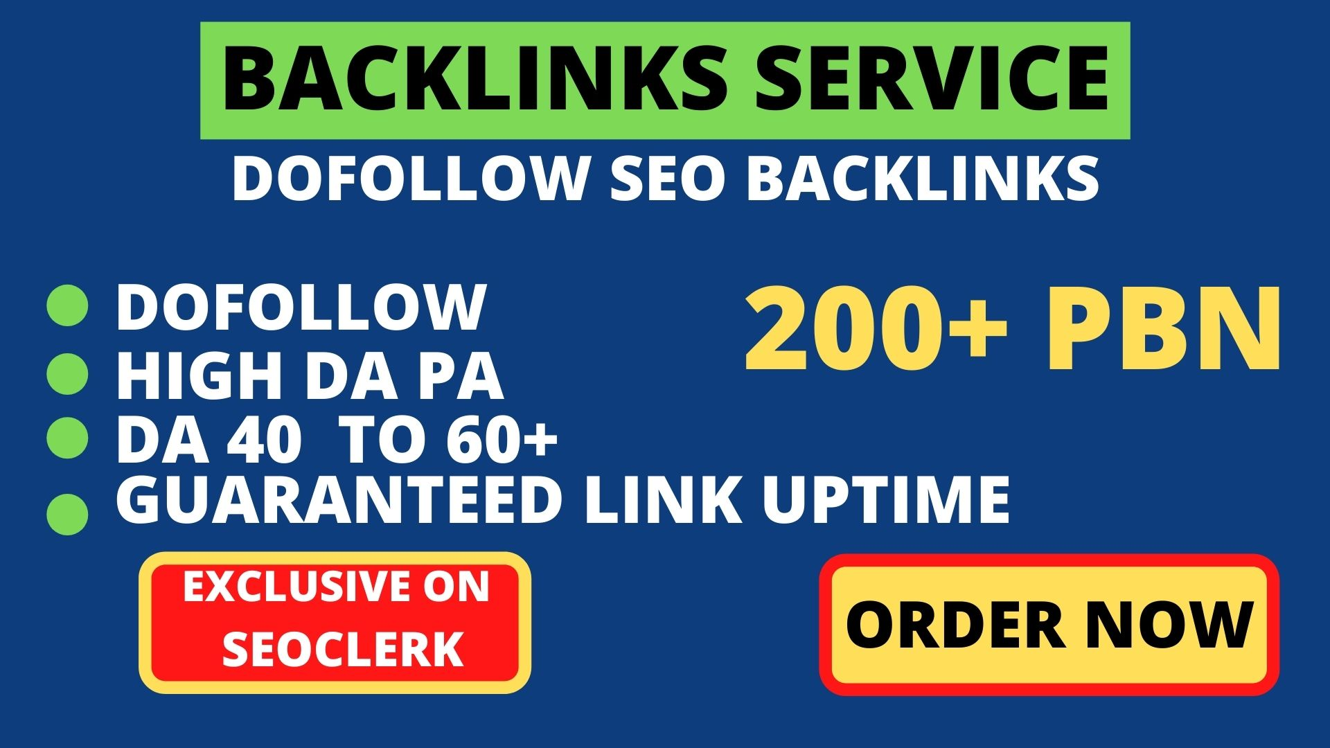 Build 200+ Backlinks with high DA PA with Dofollow Quality Unique website